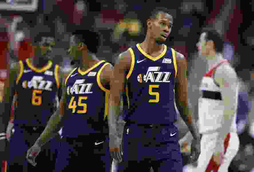 Kragthorpe: Jazz's Rodney Hood and Utes' Chris Hill expressed some healthy emotions — just in the wrong ways