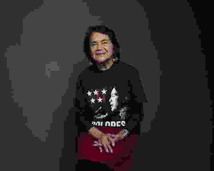 Dynamic documentary 'Dolores' captures the life of labor icon Dolores Huerta