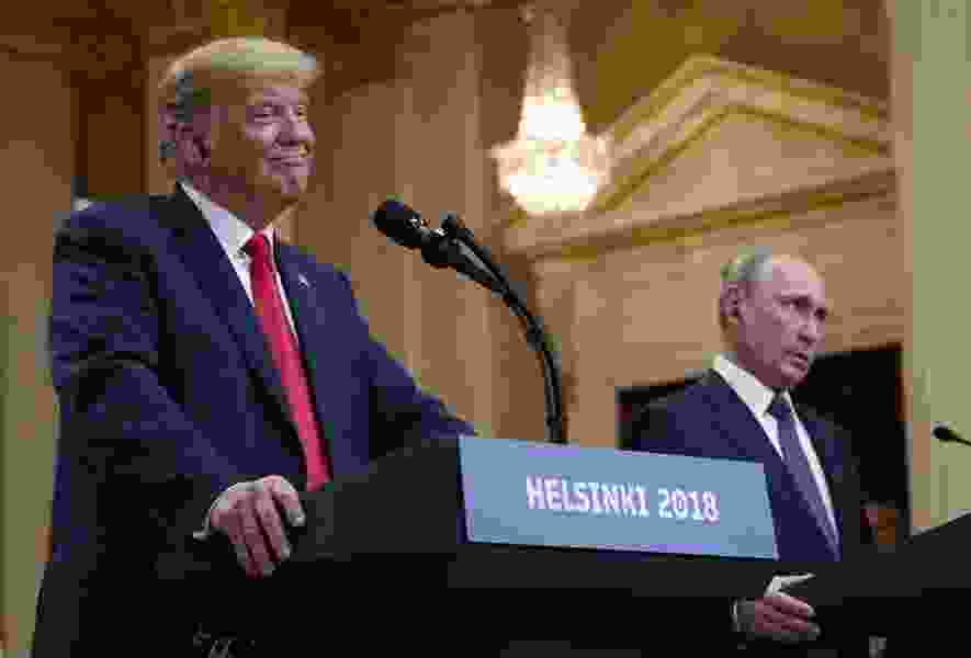 George F. Will: Our 'America first' president put America last in Helsinki