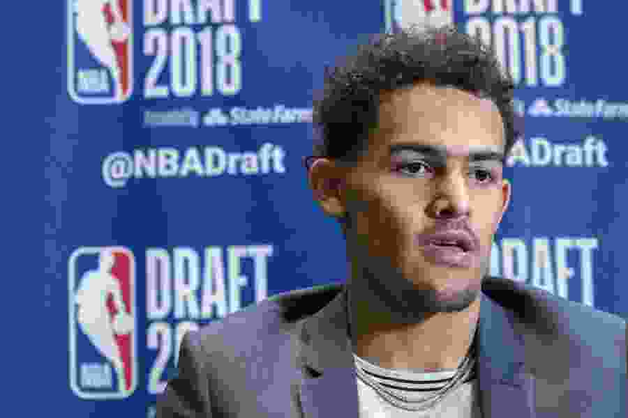 Atlanta's Trae Young finally gets shot going in summer league win