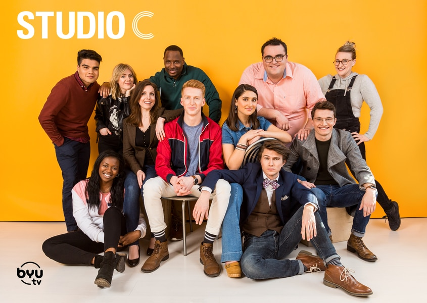 BYUtv hires a new cast for 'Studio C.' It's more diverse and less BYU-centric.
