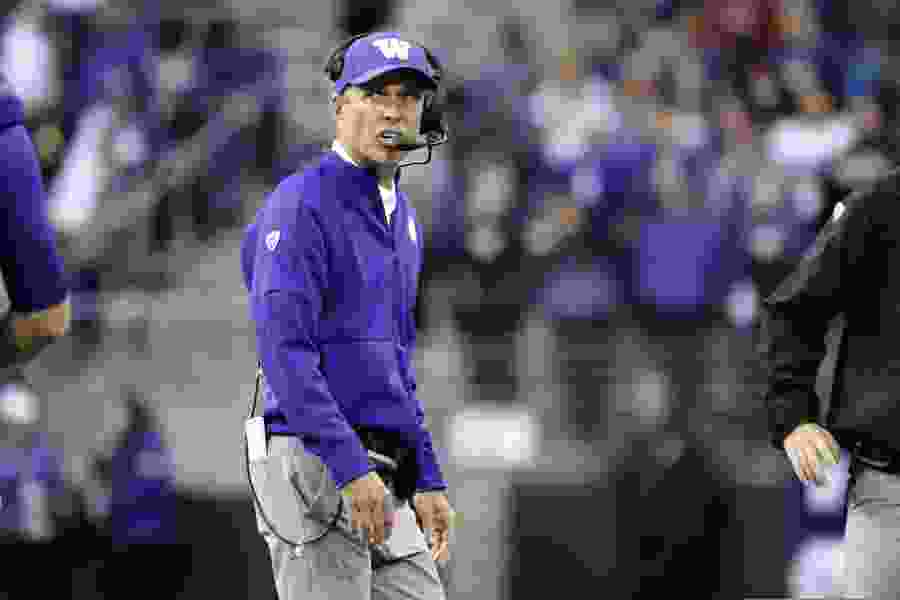 Washington's Chris Petersen has succeeded against Utah's Kyle Whittingham, like no other coach