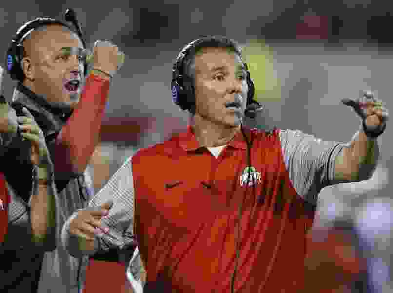 Outside firm will head Ohio State's Urban Meyer probe; expected to take 2 weeks