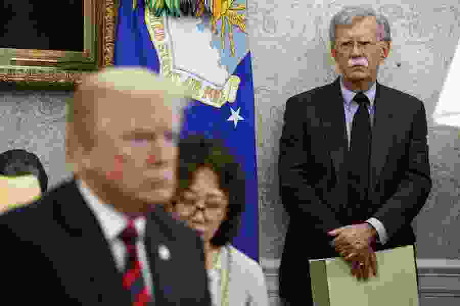 Raymond A. Hult: President makes hypocritical national security claims