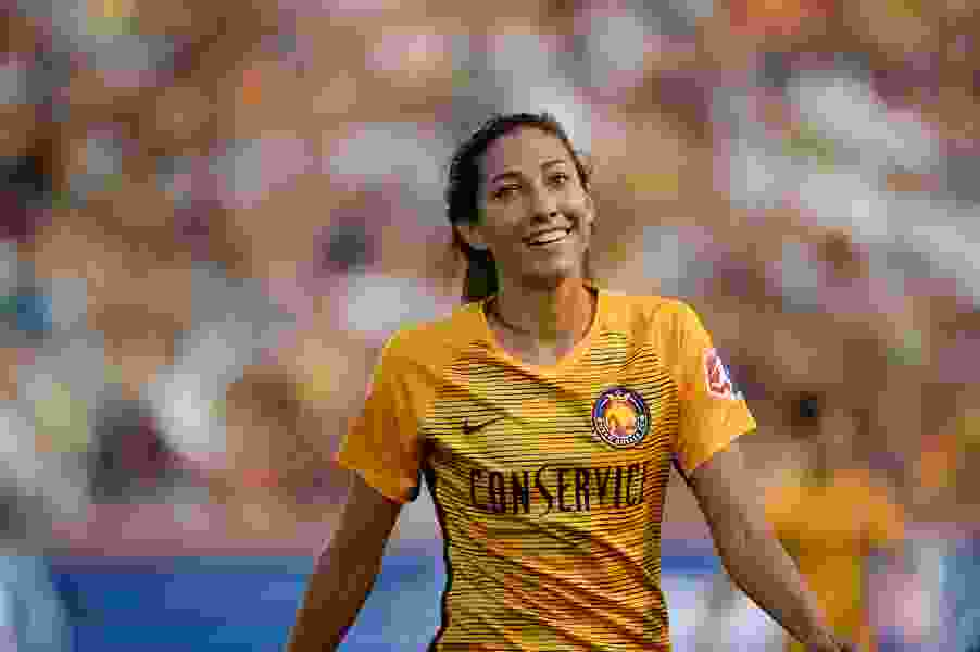 Christen Press selected by Louisville in NWSL expansion draft