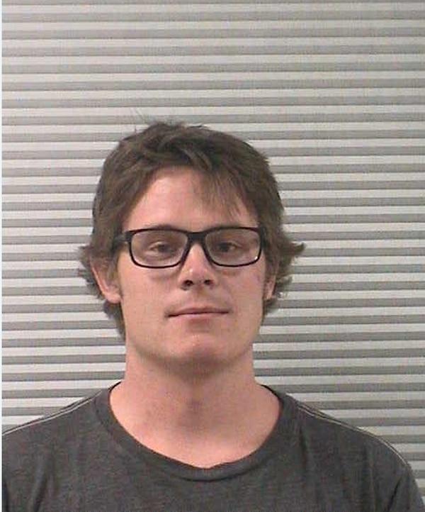 Courtesy |Cache County Jail. Christopher Richard Poulson.