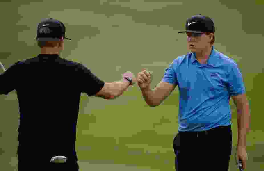 Preston Summerhays keeps winning golf matches, advancing to the U.S. Junior Amateur quarterfinals