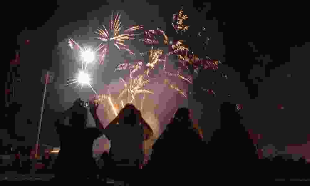 Salt Lake City snuffs July fireworks shows