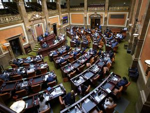 (AP Photo/Rick Bowmer) Utah lawmakers are preparing to meet in a special session next week, but rising inflation has several legislators worried about how best to spend billions of dollars in federal COVID relief money.