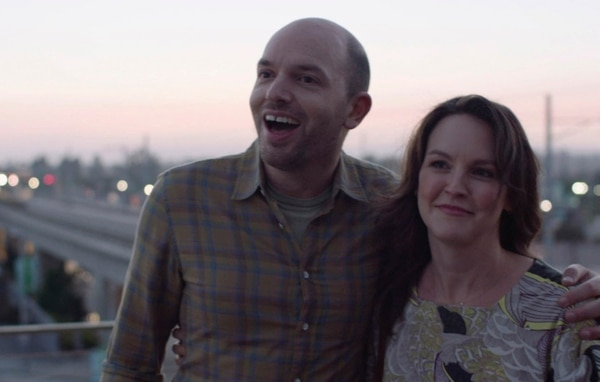 Courtesy | Sundance Institute Paul Scheer and Carla Gallo appear in