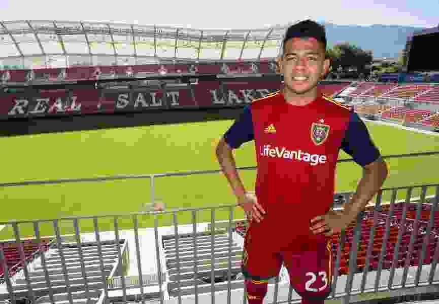 How Park City's Sebastian Saucedo went from RSL ball boy to budding star