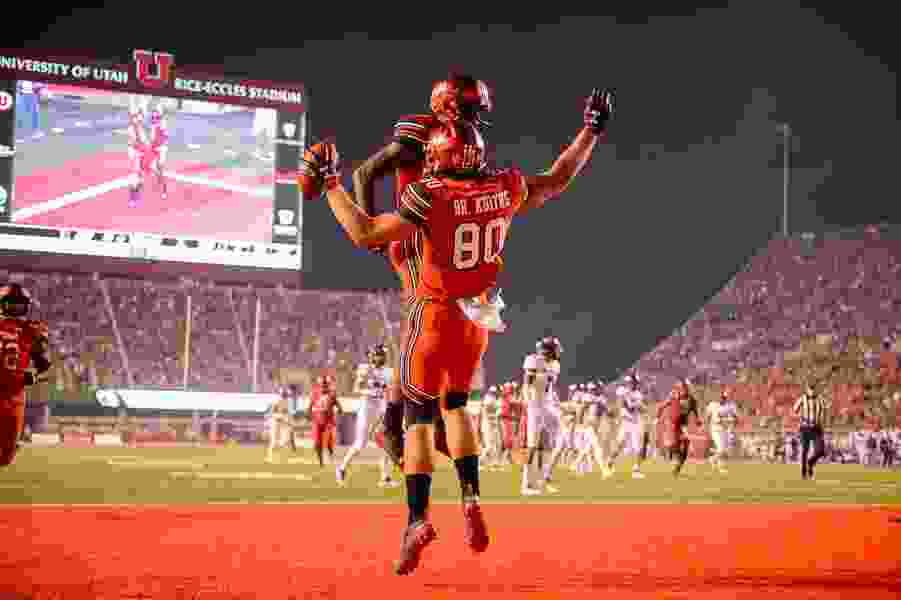 The key question about Utah at Northern Illinois: Why is this game being played? Explanations do exist.