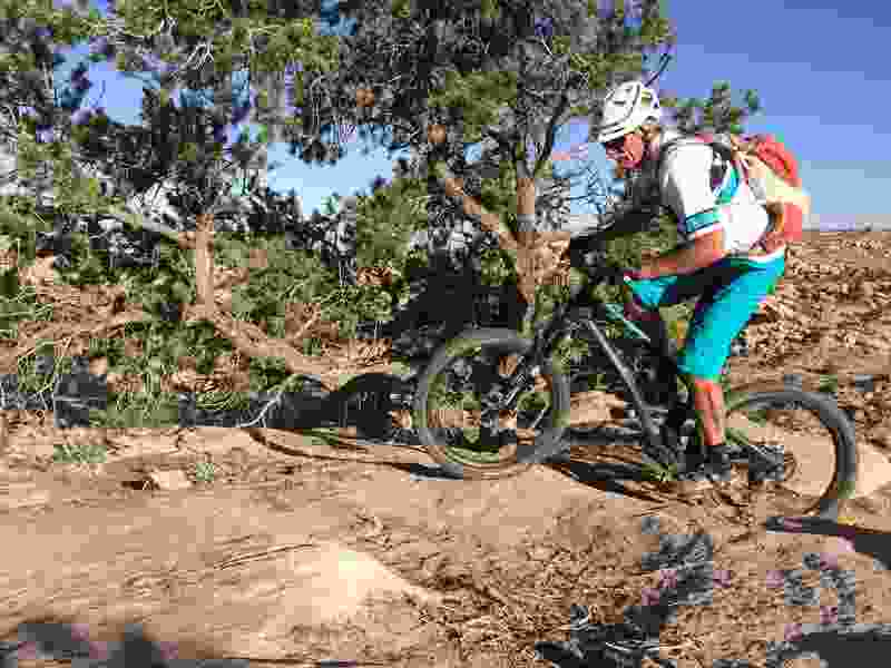 As recreation keeps booming near Moab, feds look to limit dispersed camping at biking hot spot
