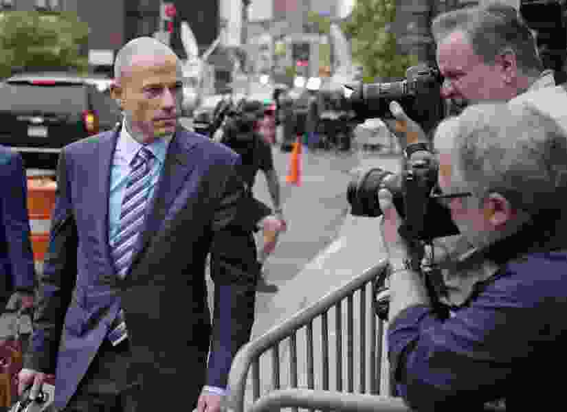 Stormy Daniels' lawyer Michael Avenatti says he might challenge Trump in 2020