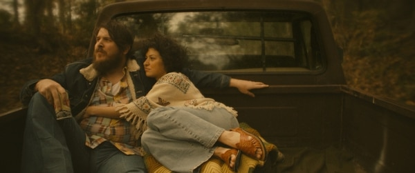 (Steve Cosens | courtesy Sundance Institute) Benjamin Dickey (left) and Alia Shawkat star in the biographical drama