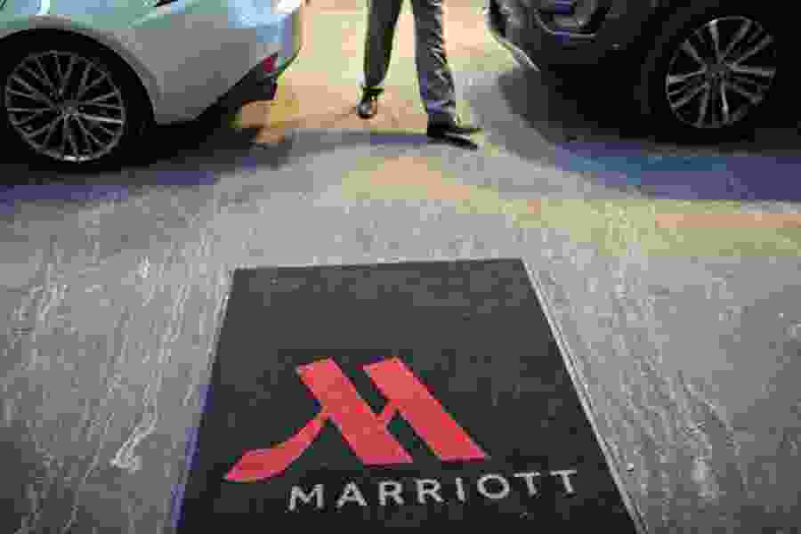 Marriott will pay for new passports after data breach 'if fraud has taken place'