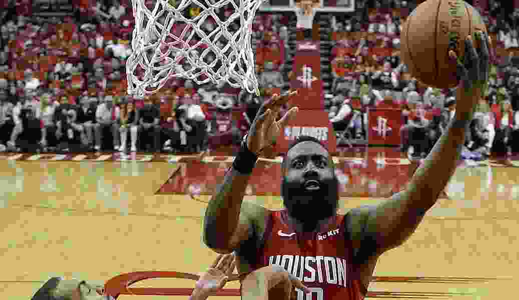 Can the Jazz tighten up their defense on James Harden and the Rockets in time for Game 2?