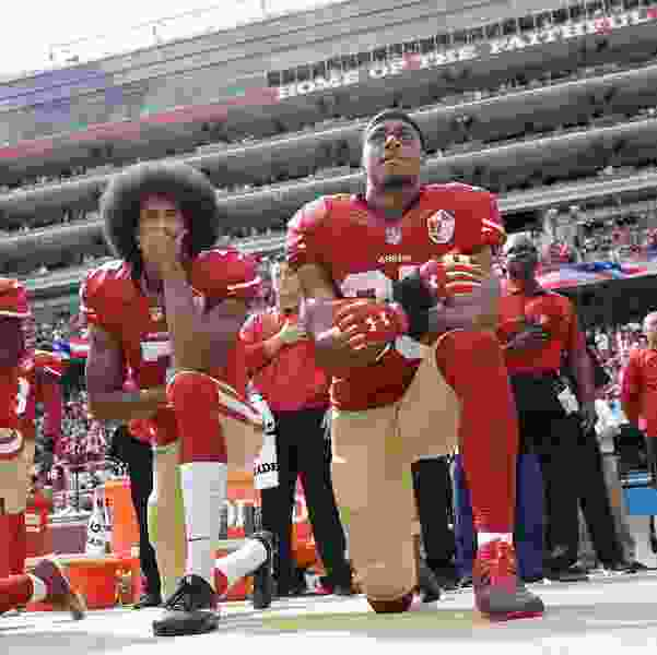 Letter: Kneel or don't kneel, just don't do anyone harm