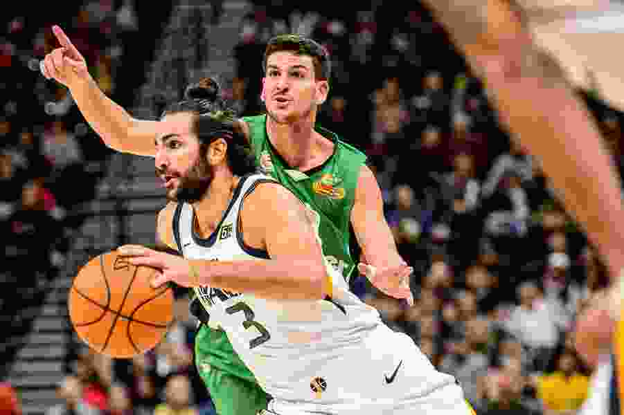 For Utah Jazz, improving Ricky Rubio's jump shot is a long-term goal, not a quick fix