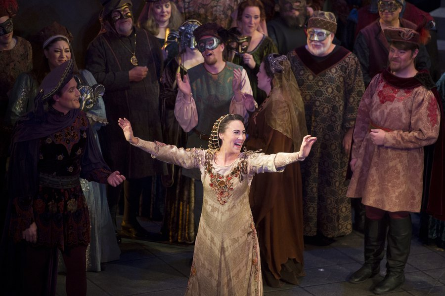 Utah Festival Opera 2020 Utah Opera brings back some classics for 2019 2020 season, and the