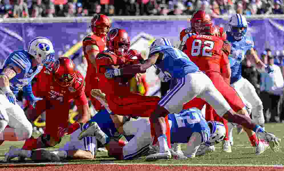 Pierce: It's a 'no brainer' for ESPN to air the BYU-Utah game