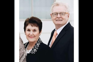 (Photo courtesy of The Church of Jesus Christ of Latter-day Saints) Allen Dee Pace, age 68 of Willard, Utah, has died of the coronavirus. Pace was serving a senior mission with his wife, Nedra, in Detroit when he became ill.