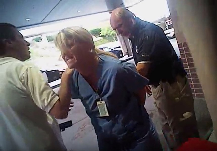 Utah nurse reaches $500,000 settlement in dispute over her
