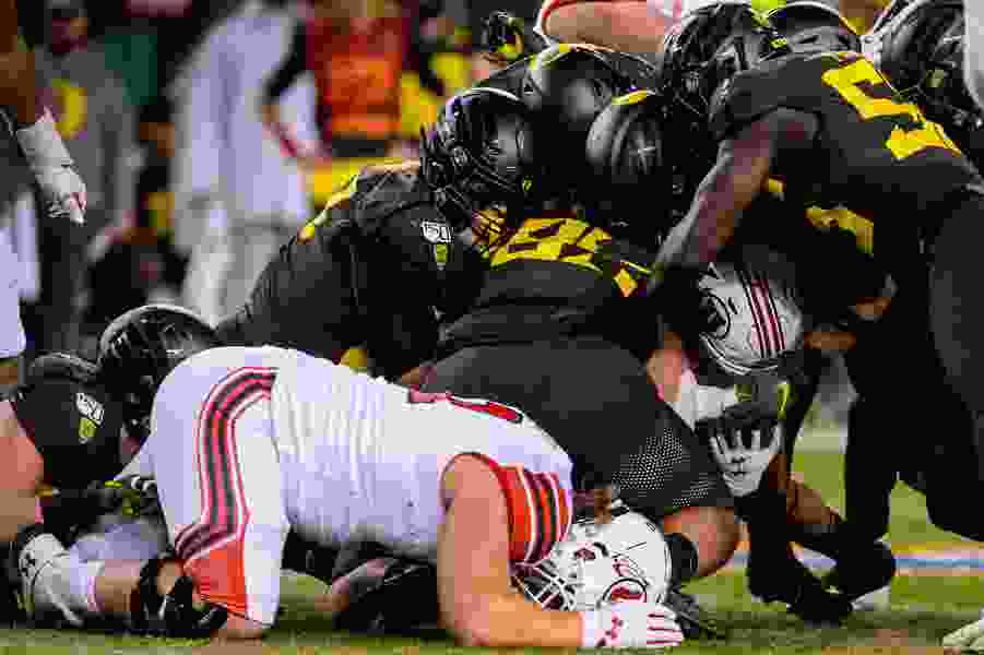 Red All Over: What happened to the Utes vs. Oregon? The answer is found up front