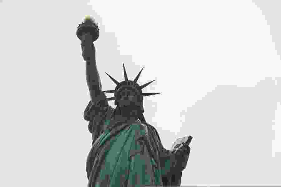 Charles Blow: America made Lady Liberty a hypocrite