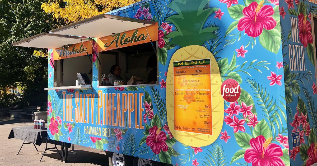 The Salty Pineapple Food Truck In Salt Lake City Wins 10000 And A