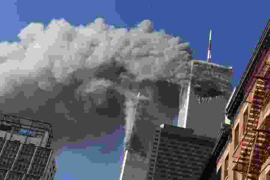Political Cornflakes: A look back at what it was like on 9/11