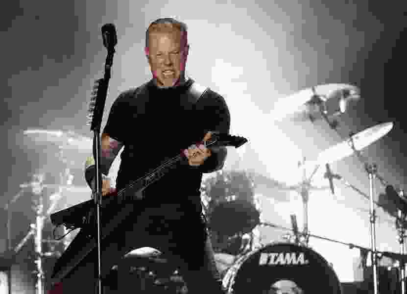 Metallica coming to Salt Lake City
