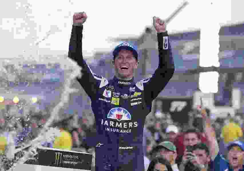 NASCAR driver Kasey Kahne retiring after 15 Cup seasons