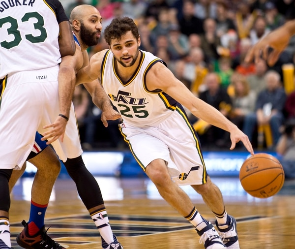 Utah Jazz Notes: Snyder Says Rookie Guard Raul Neto Has To