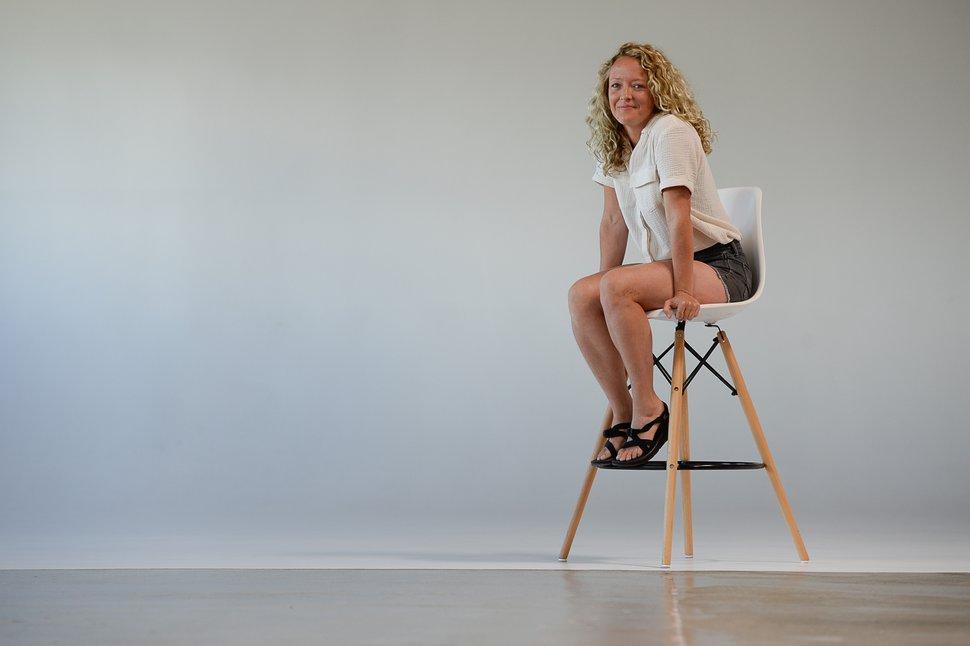 (Francisco Kjolseth | The Salt Lake Tribune) Ashley Thalman, an Ogden photographer who runs Ultraviolet Studios, resigned her membership in 2017 from the Church of Jesus Christ of Latter-day Saints using QuitMormon.