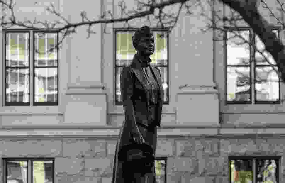 Lawmakers give final approval to replace statue of Philo Farnsworth with Martha Hughes Cannon in U.S. Capitol
