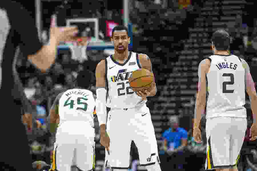 Jazz's Thabo Sefolosha closing in on return to court following MCL surgery