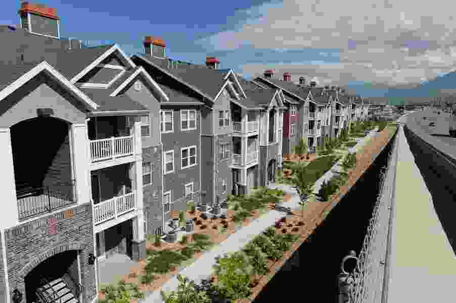 Fastest growing city in America? Vineyard, Utah — up 10,687% in the past decade