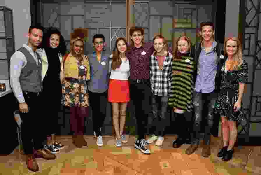 New 'High School Musical' renewed for Season 2, which will shoot in Utah