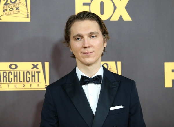 Paul Dano arrives at the FOX Golden Globes afterparty on Sunday, Jan. 10, 2016, at the Beverly Hilton Hotel in Beverly Hills, Calif. (Photo by Omar Vega/Invision/AP)