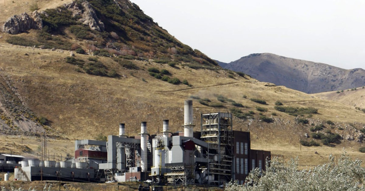 Good news for Salt Lake Valley's air: Kennecott to close its last coal plant, shift to renewable energy
