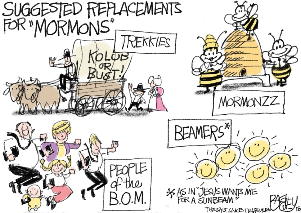 This Pat Bagley cartoon appears in The Salt Lake Tribune on Wednesday, Aug. 29, 2018.