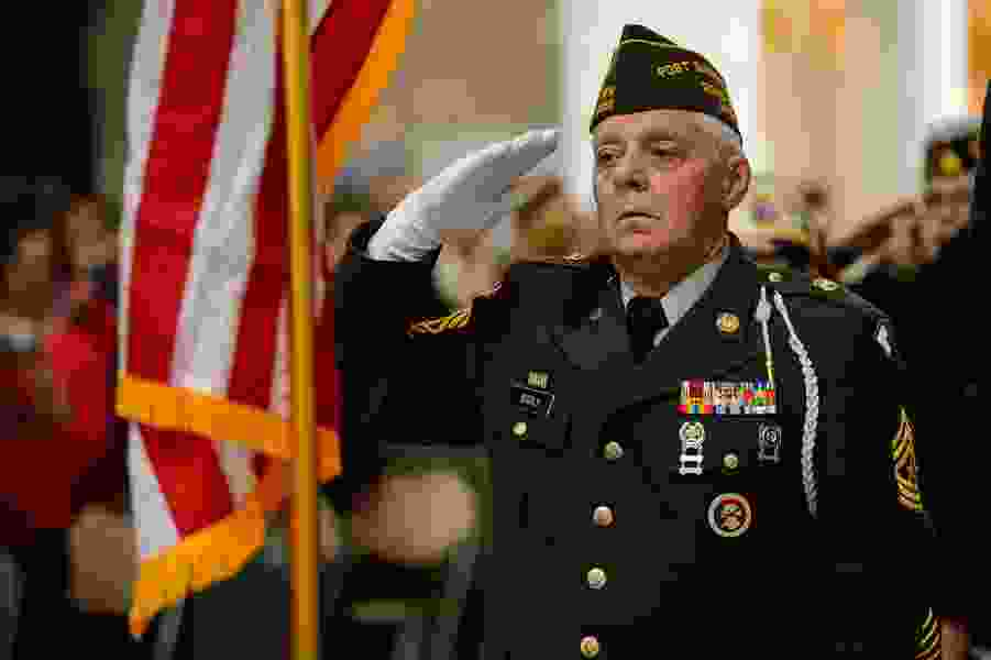 George Pyle: An army that is merciful, heroic and chivalrous