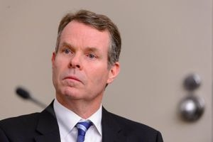 (Trent Nelson   Tribune file photo) Former Utah Attorney General John Swallow, charged with public corruption, at a pre-trial hearing in Salt Lake City, Friday, Jan. 6, 2017.