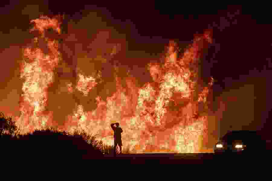 Feds readying efforts to fight wildfires this summer after record-high year of blazes