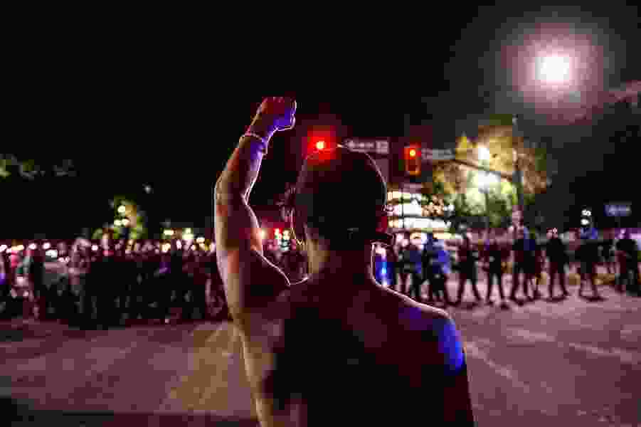 Gary Leimback: Take the reason for the protests seriously