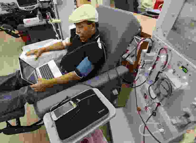 Dialysis companies spend $111 million to kill ballot measure
