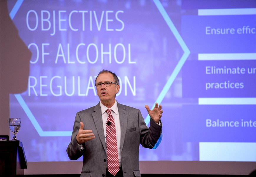 Utah alcohol laws hit the 'sweet spot' between consumer demand and health concerns, speakers say