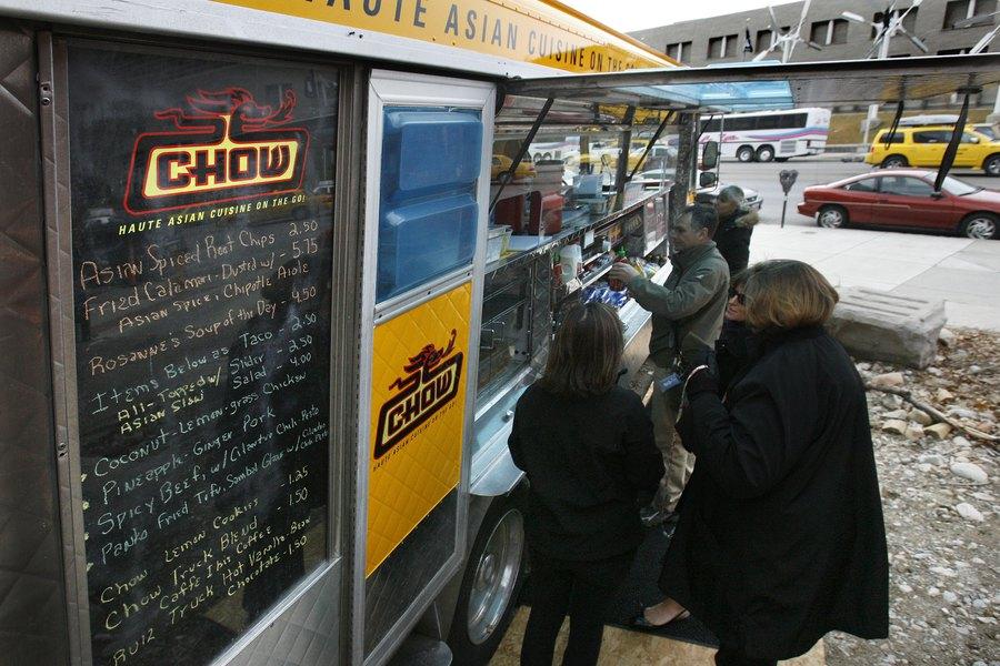 Chow Truck, Utah's original food truck, shuts down
