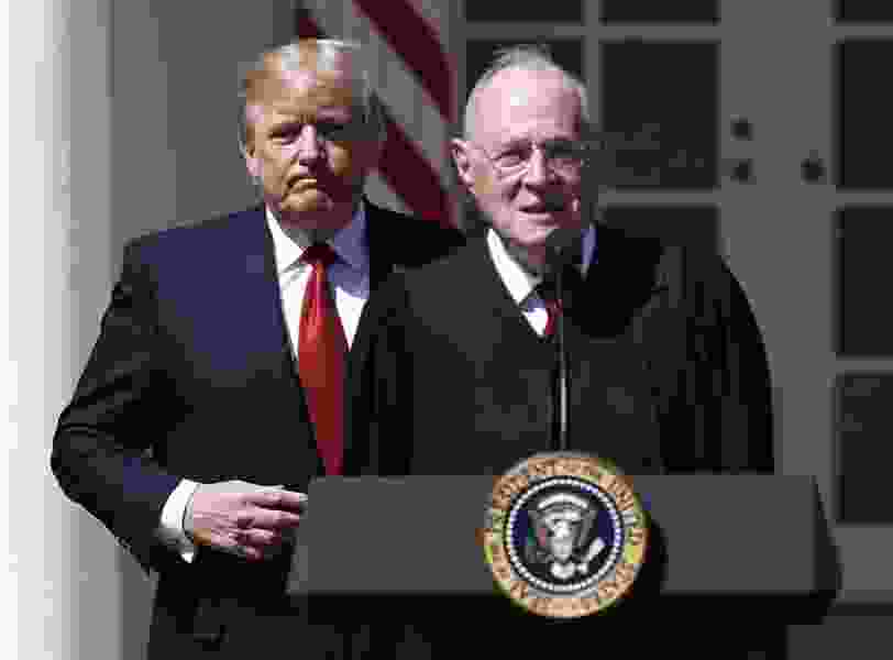 Political Cornflakes: 'Even Trump can't screw this up.' GOP giddy over high court vacancy